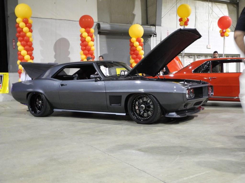 Pontiac Suspension Pro Touring