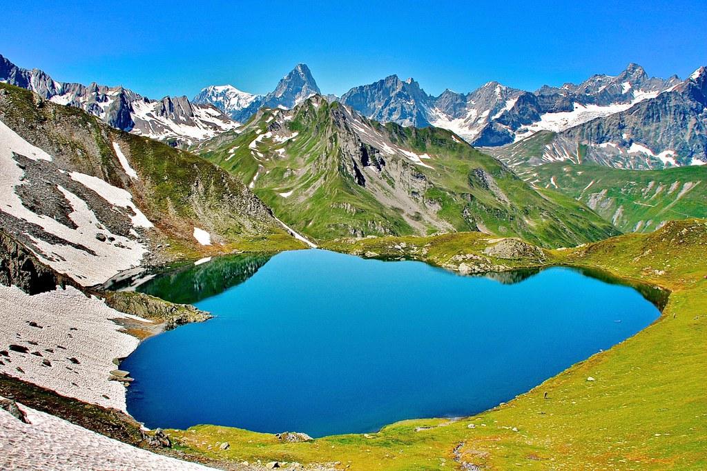 lacs de fen tre val ferret suisse about 2500m serge