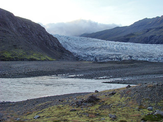 148 Flaajökull via weg 984