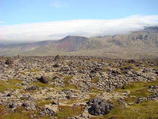 069 Wandeling van Dritvik naar Djúpalón