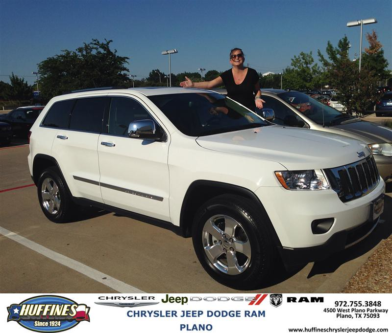 Thank You To Cami Rose On The 2013 Jeep Grand Cherokee Fro