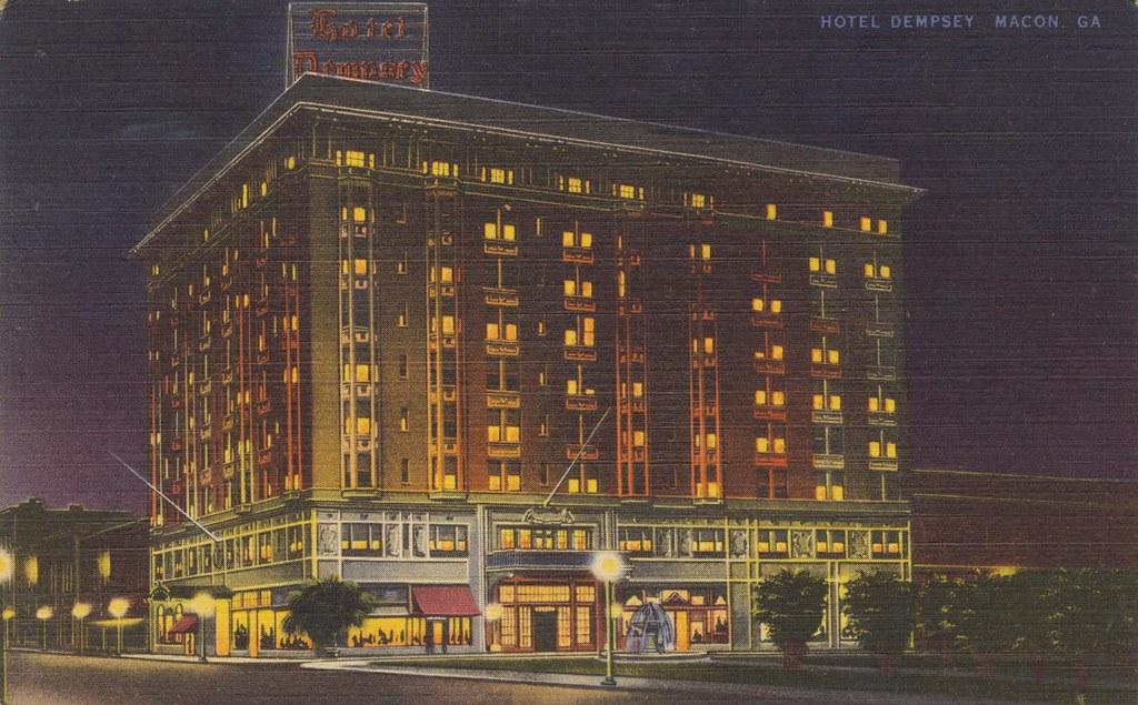 Hotel Dempsey - Macon, Georgia