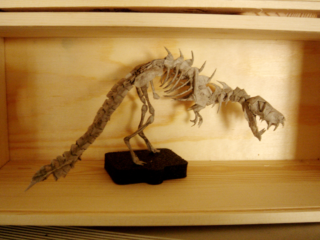 Issei Yoshino Skeleton of Tyrannosaurus Rex | Issei ... - photo#22