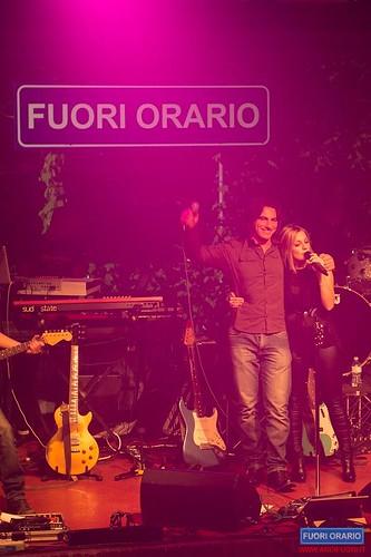 22/11/2013 Silvia + Il Pubblico del Fuori Orario