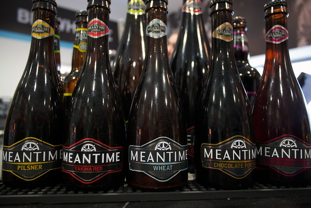 Meantime Brewery range