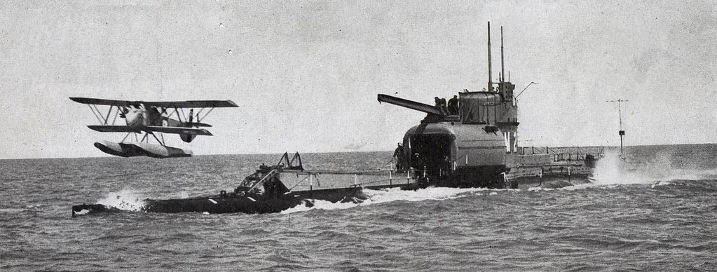 Submarine Aircraft Carrier