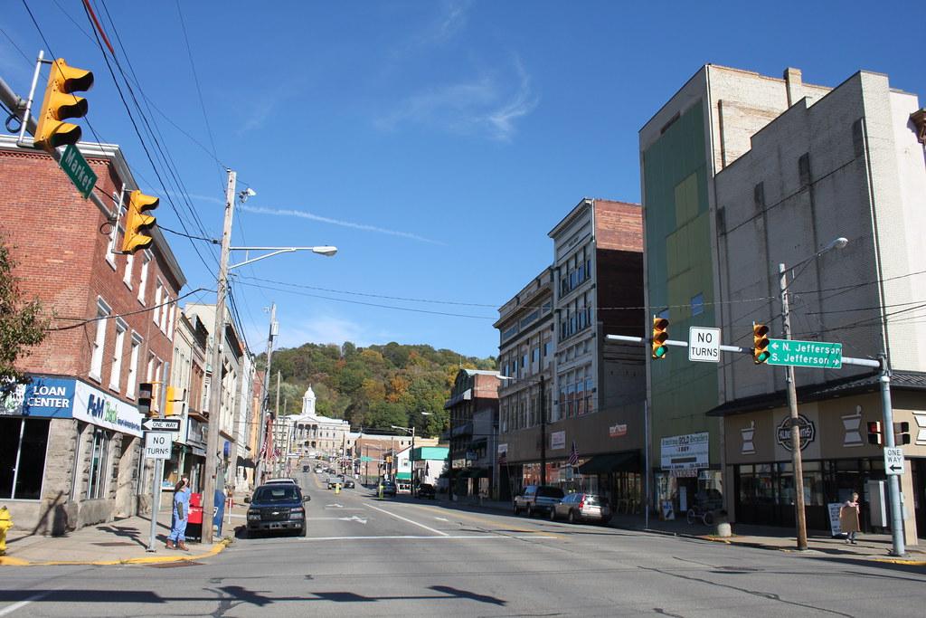 Downtown Kittanning Pa Joseph Flickr