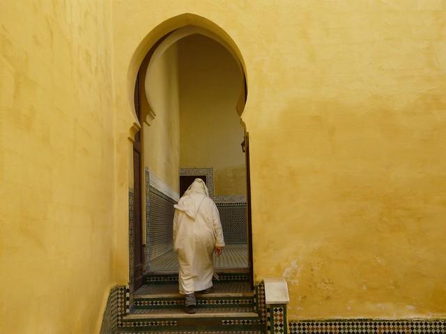 Mausoleo de Mulay Idrís (Marruecos)