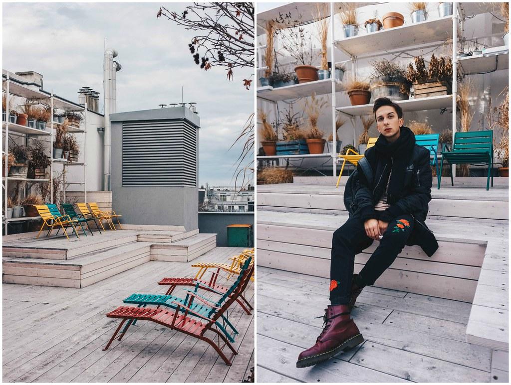 Ruby Marie Wien Rooftop Garden