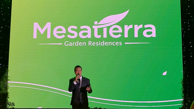 DavaoLife.com | Jose Franco Soberano, COO of Cebu Landmasters Inc. & son of CEO Jose Soberano III - Welcome Home at MesaTierra Garden Residences in Progressive Davao City