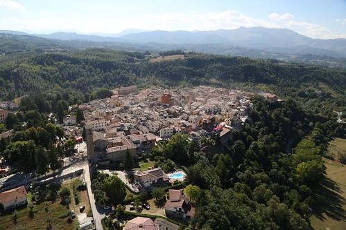 Terremoto centro Italia: introduzione