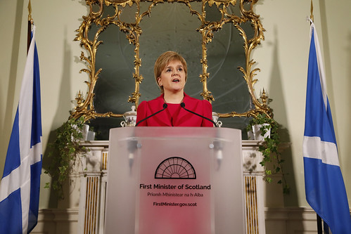First Minister Press Conference | by Scottish Government images