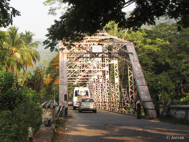 Kallar Steel Bridge