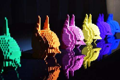 Lego Batman Masks