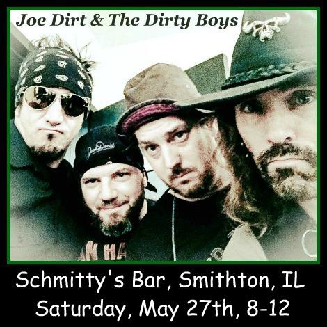 Joe Dirt 5-27-17