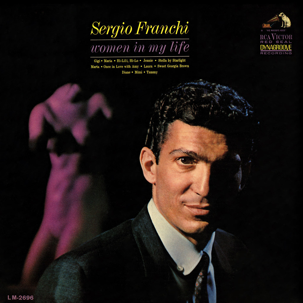 Sergio Franchi - Women in My Life
