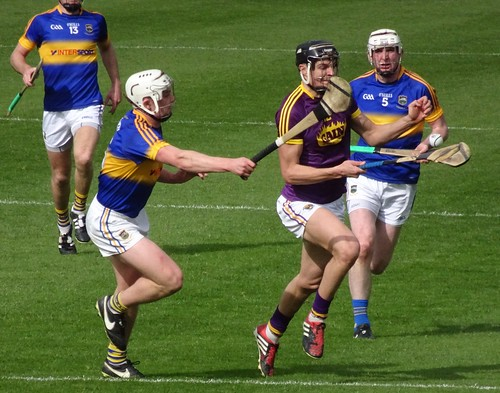 Tipperary 5-18:1-19 Wexford (Semi-Final at Nowlan Park Kilkenny)