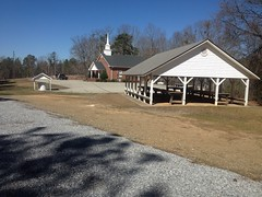 Friendship Baptist Church Lot