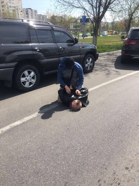 У Києві СБУ затримала на хабарі чиновника прикордонної служби