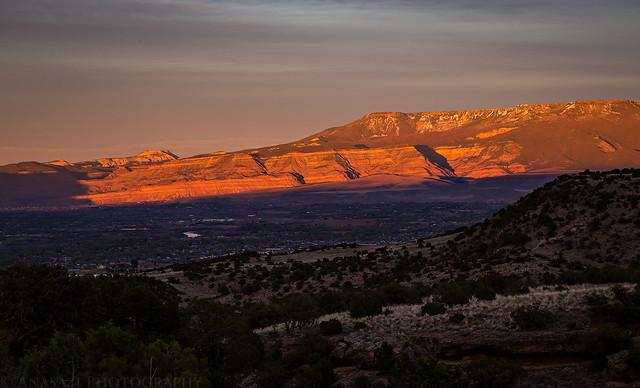 The Grand Mesa