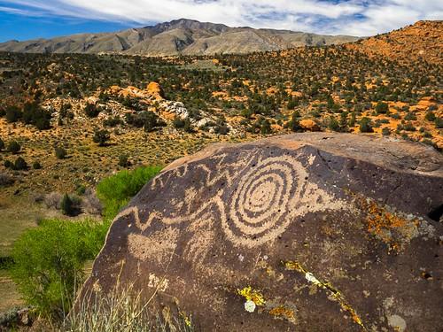 Petroglyph View