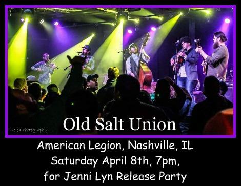 Old Salt Union 4-8-17