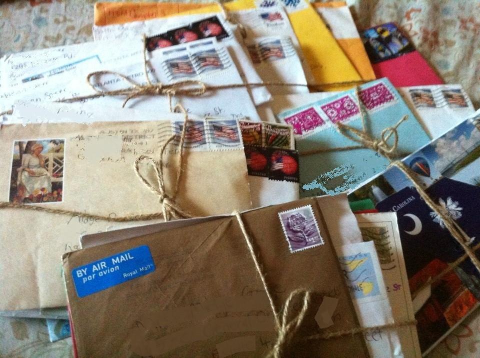 pen pal letters