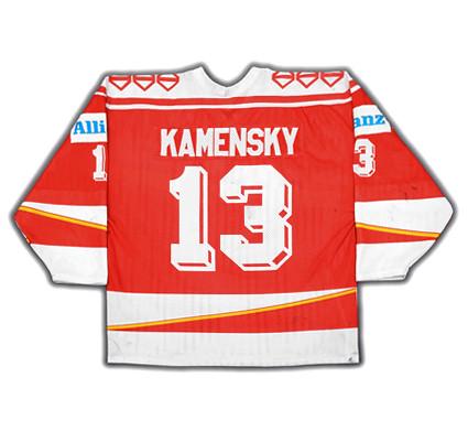 Soviet Union 1990 B jersey