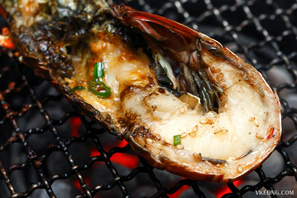 Yakiniku Toraji Grilled Lobster