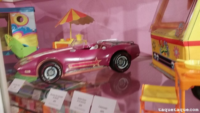 Ferrari de Barbie