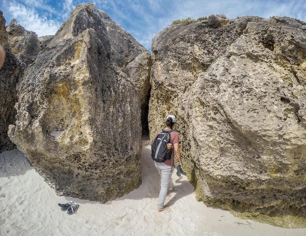 Stokes Beach on Kangaroo Island