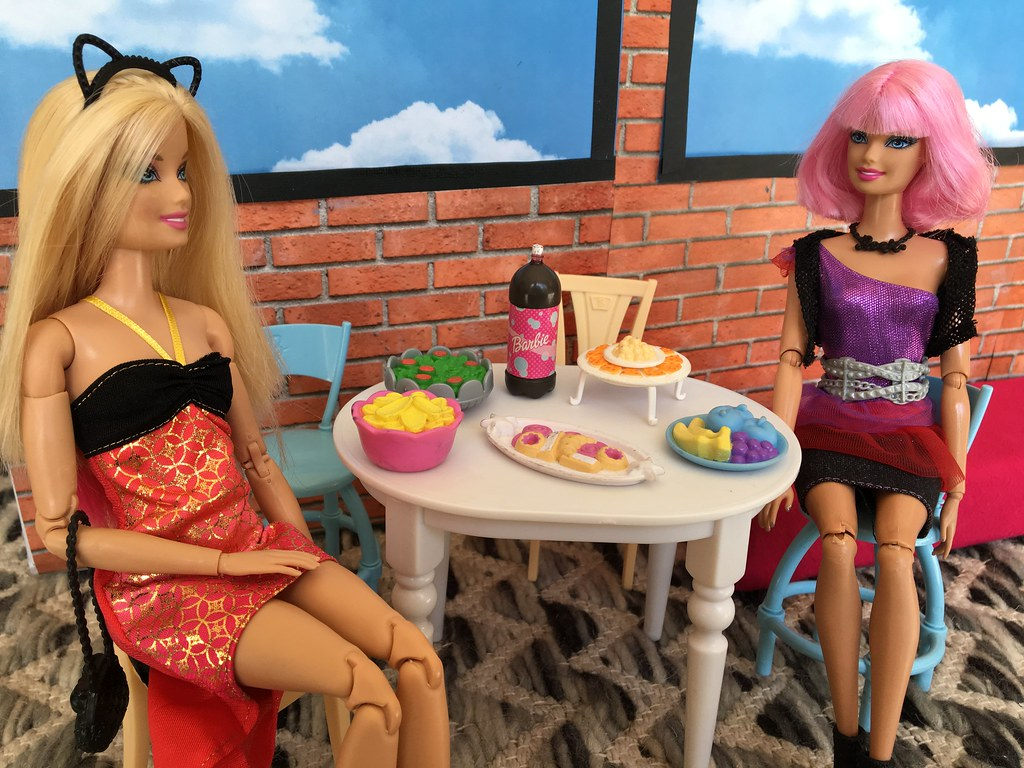 See You Around, Jewel (Photostory) – Adventures in Barbie ...