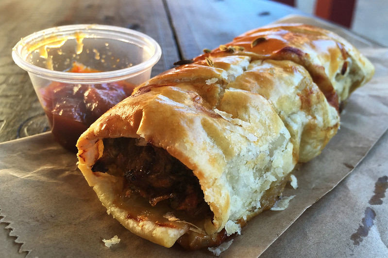 Pork and Fennel Sausage Roll, Two Skinny Cooks
