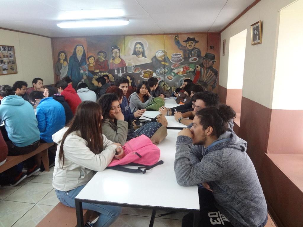 Instituto de Ciencias Religiosas 2016