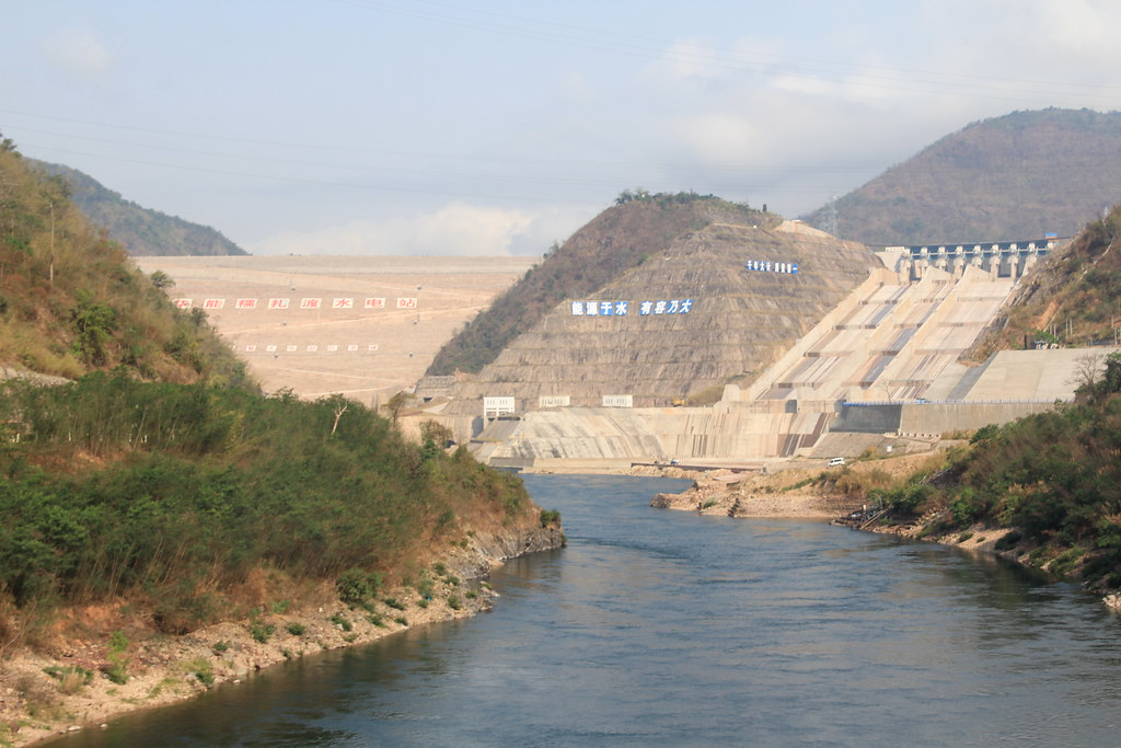 Image result for Nuozhadu Dam, China
