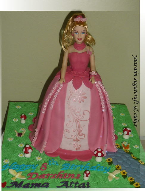 Barbie Chocolate Cake Images : Barbie Doll Chocolate Cake Flickr - Photo Sharing!