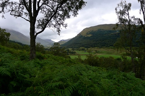 View to Glen Lyon | by Nick Bramhall
