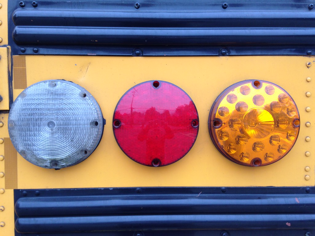 Warning Lights Get Brighter As Car Warms Up
