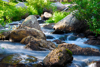 Wind River Stream | by Kylir