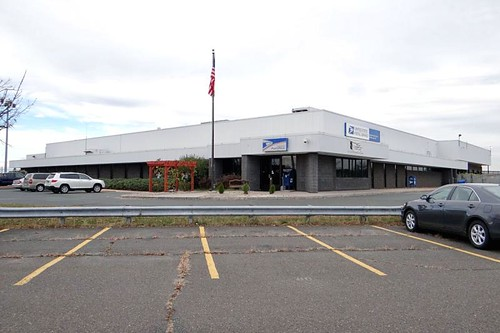 Hartford, CT: Airport Mail Facility | by PMCC Post Office Photos