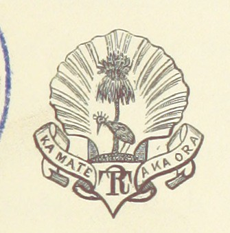 Image taken from page 7 of 'Te Ika a Maui, or, New Zealand and its Inhabitants ... Second edition, etc' | by The British Library