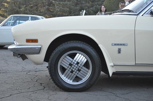 1976 ISUZU 117 Coupe