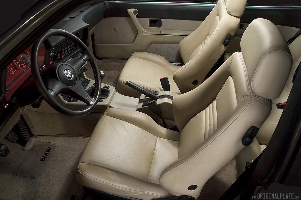 Bmw E24 Interior 1984 Bmw E24 633csi