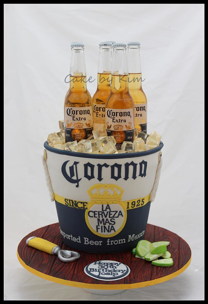 Corona Beer Cake Kim Flickr