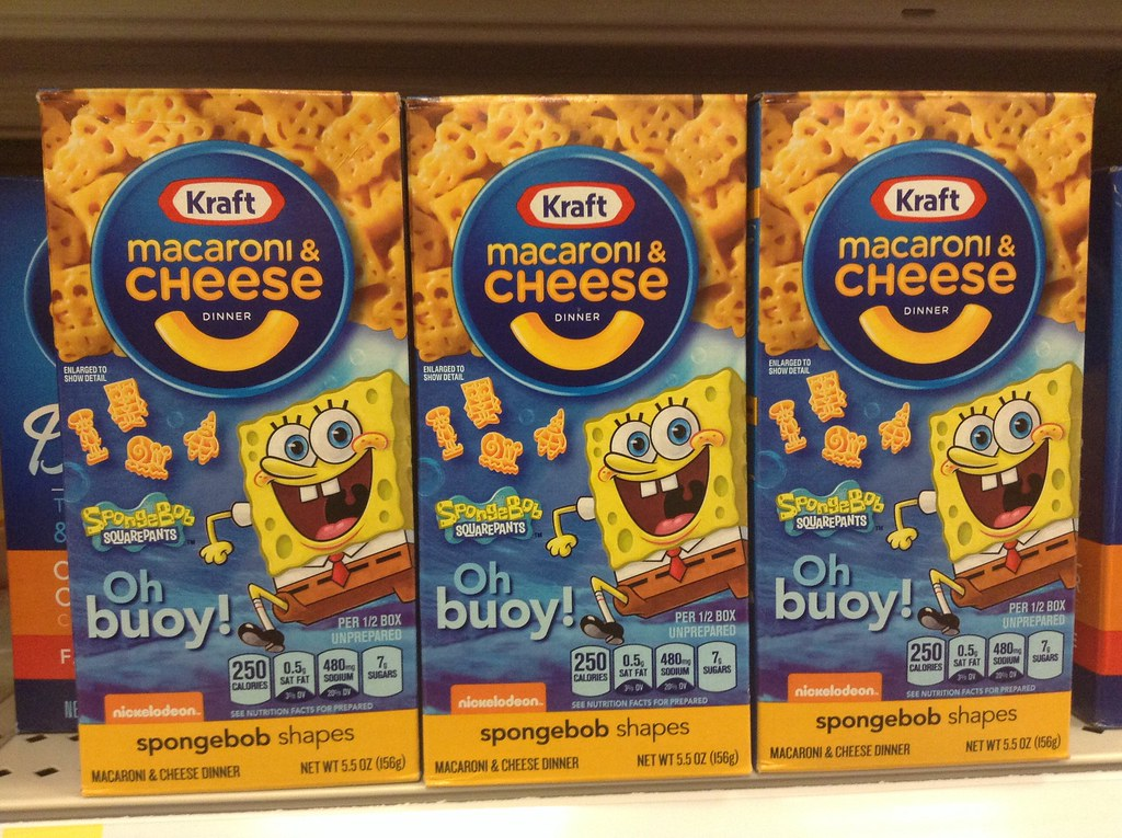 Kraft Macaroni And Cheese Commercial Car Wash