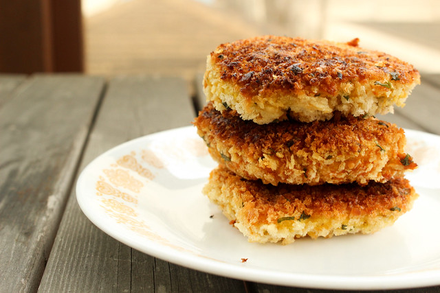 My So-Called Maritime Fish Cakes