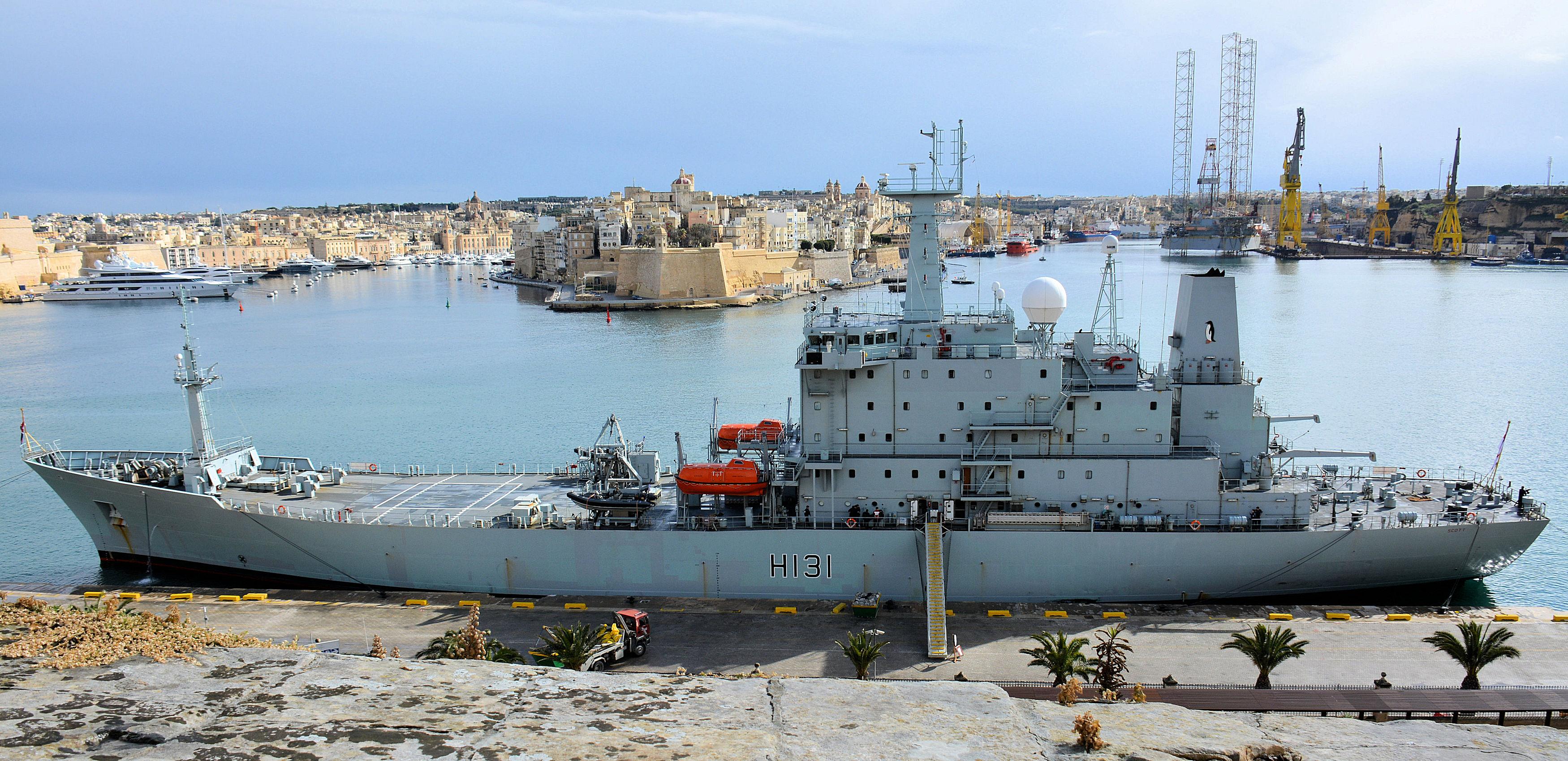 Survey & Hydrographic/Oceanographic Vessels 33110551122_54b3764451_o