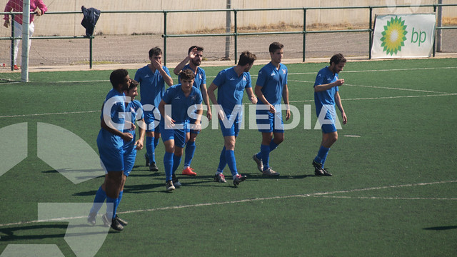 CF San Pedro 6-0 CD Burriana (09/04/2017), Jorge Sastriques