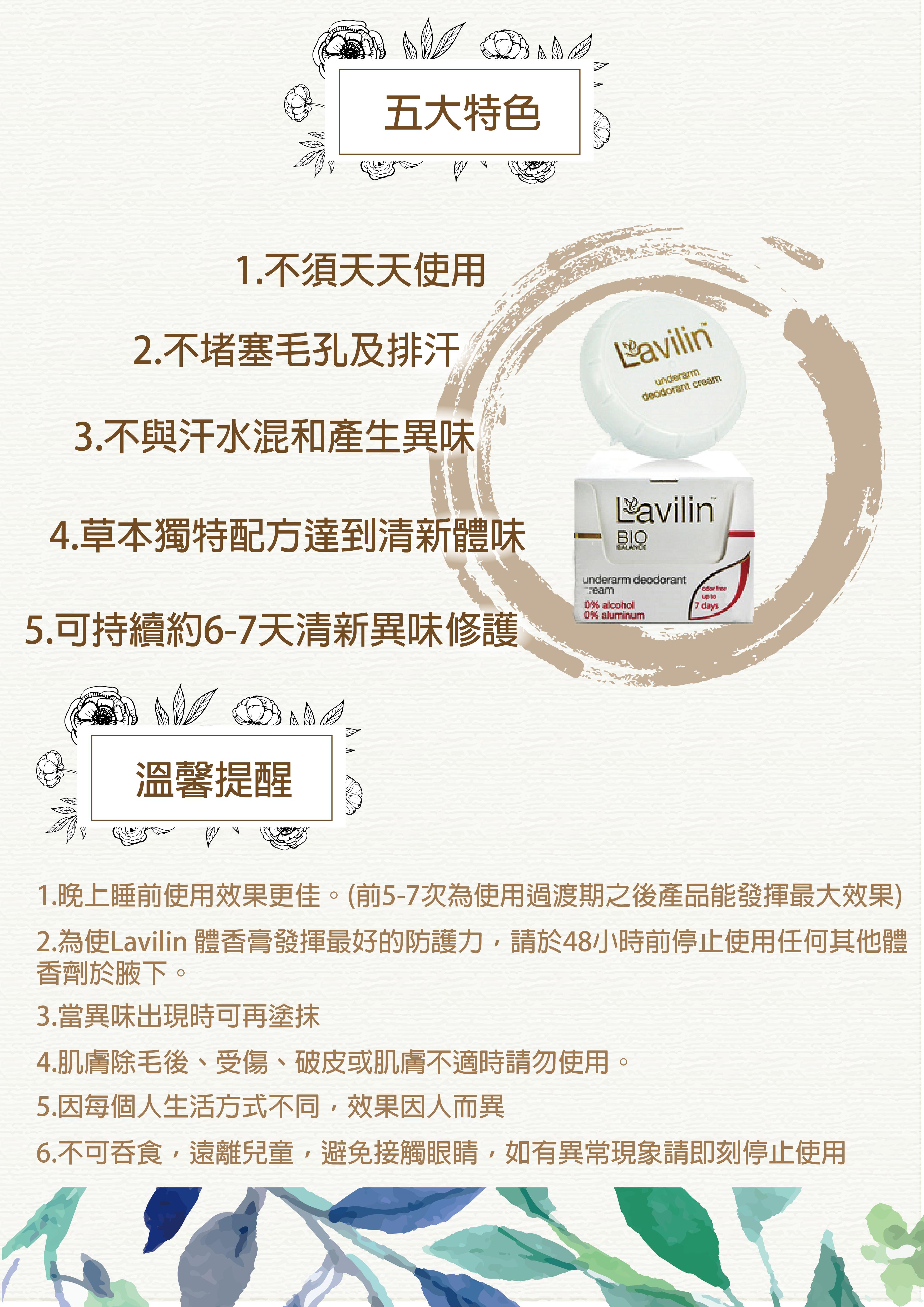 腋下體香膏5
