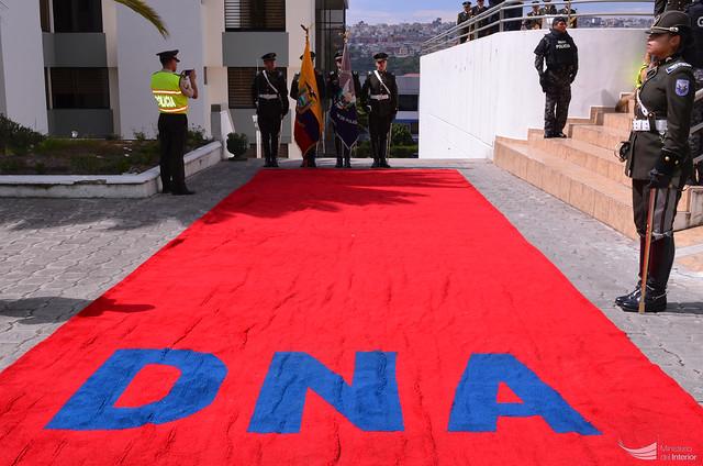 La Dirección Nacional Antinarcóticos realizó la más alta incautación de drogas en la historia policial